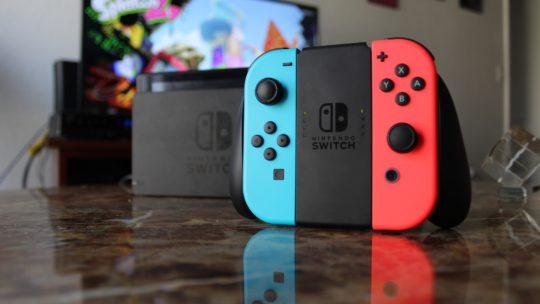 新型コロナの影響でNintendo Switchが売り切れ