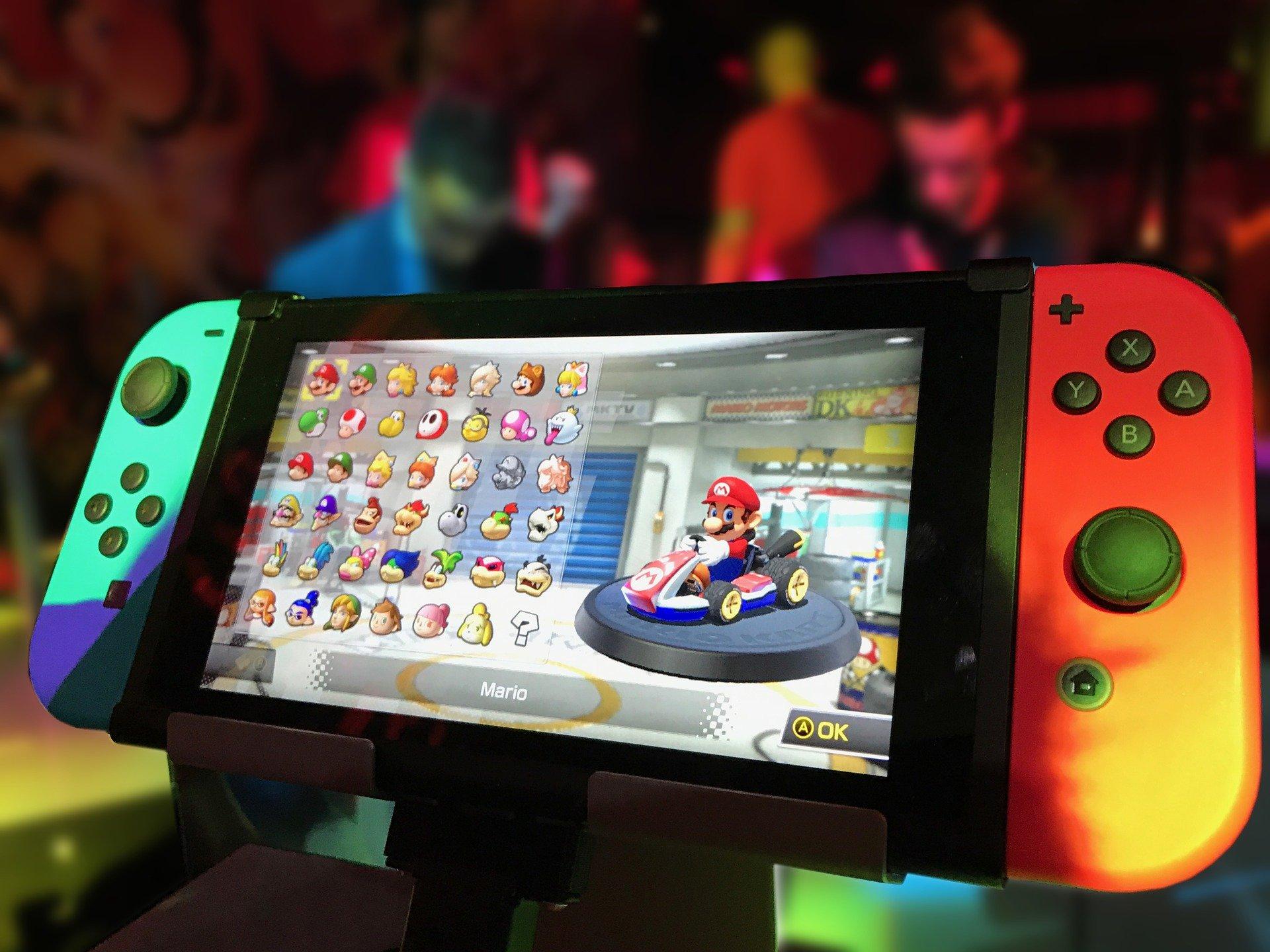 Nintendo Switchでフレンドを追加する方法