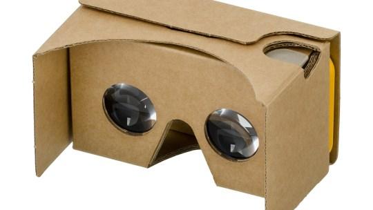 Google Cardboardについて