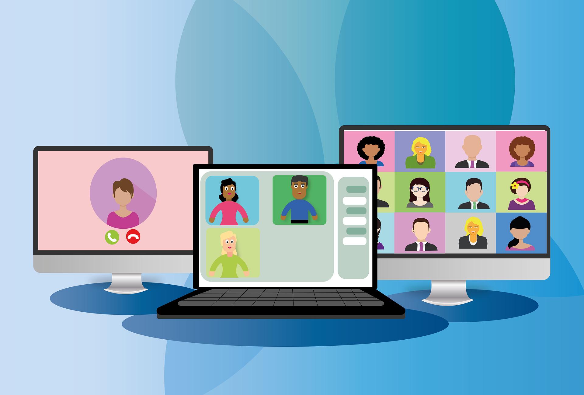 Google MeetでWeb会議を開始する方法