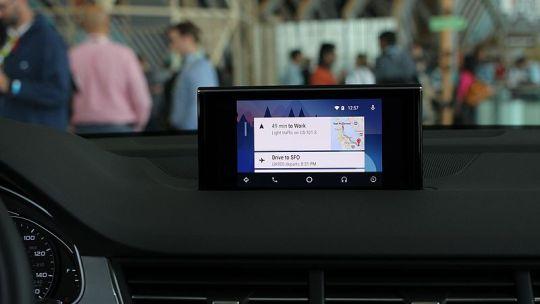 Android Auto のアップデートについて