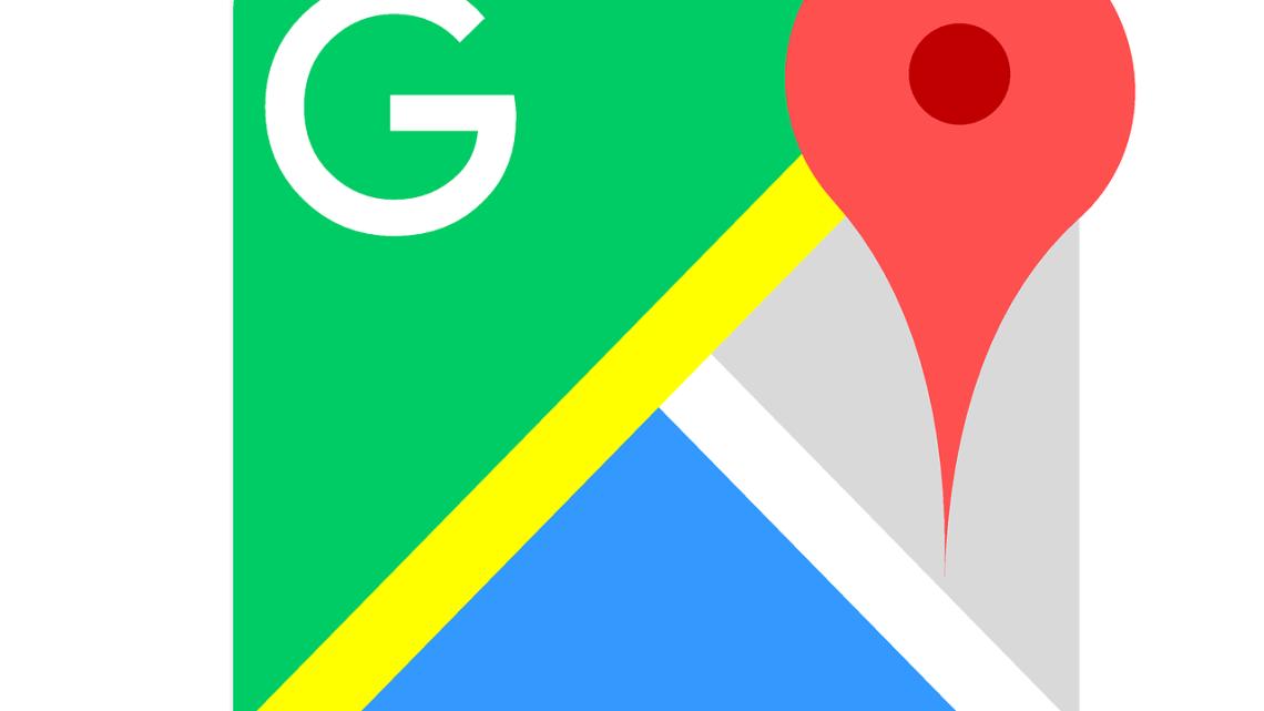 Google Maps 緯度・経度を使って検索してみよう