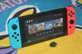 Nintendo switch 最新アップデート